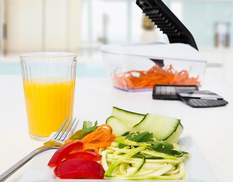 Fullstar Chop 'n Slice Pro Vegetable Chopper Review